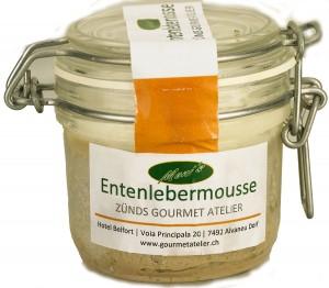 Entenleber-Mousse