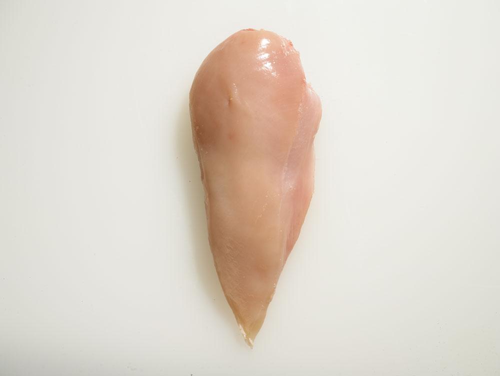 Ribelmais-Pouletbrust Natür