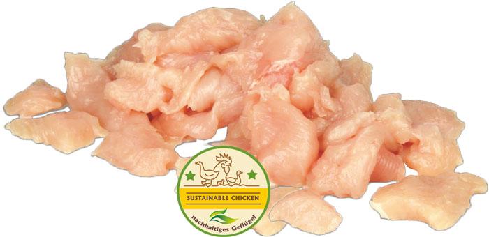 Chicken Brust Geschnetzeltes